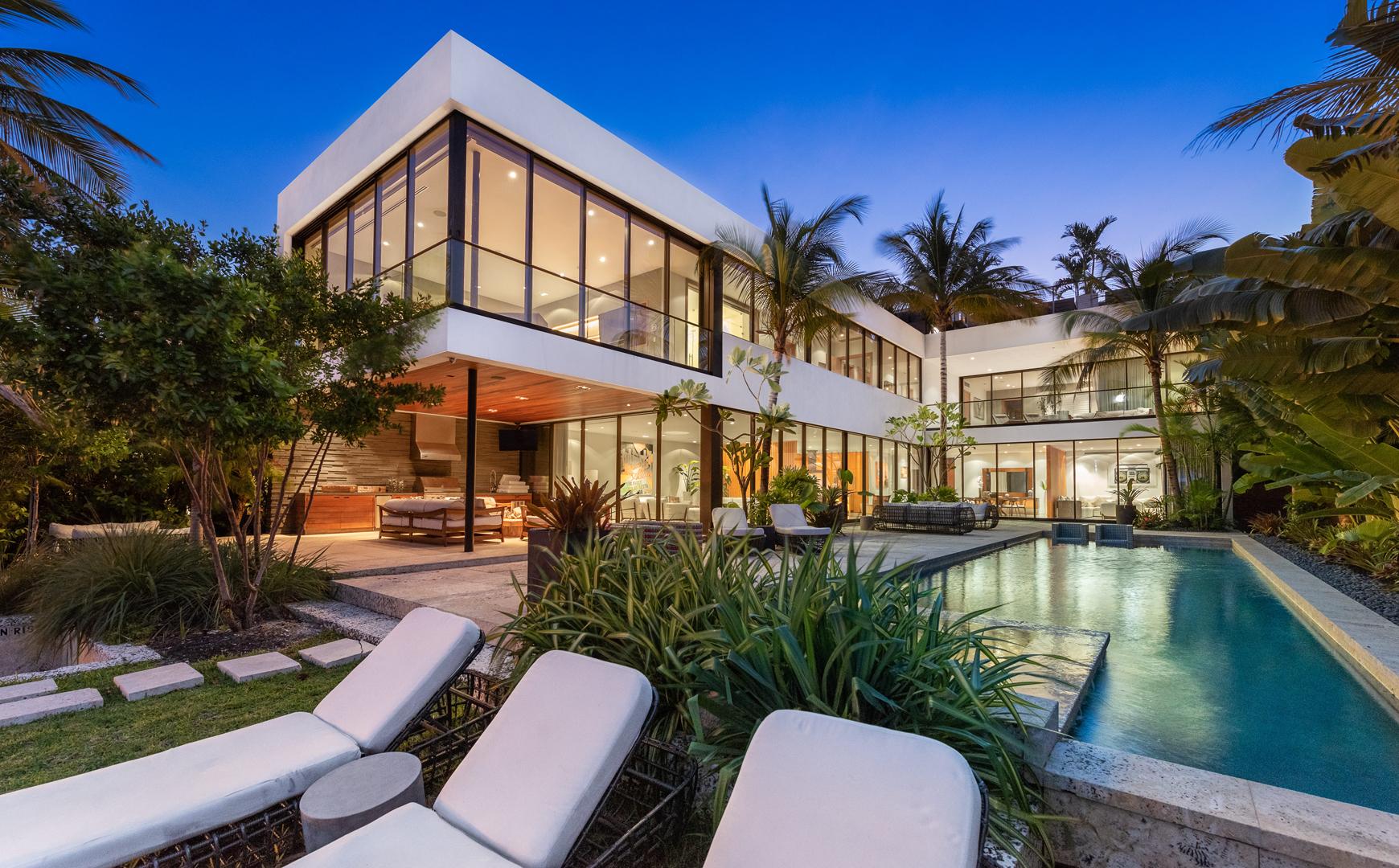 South Beach Home
