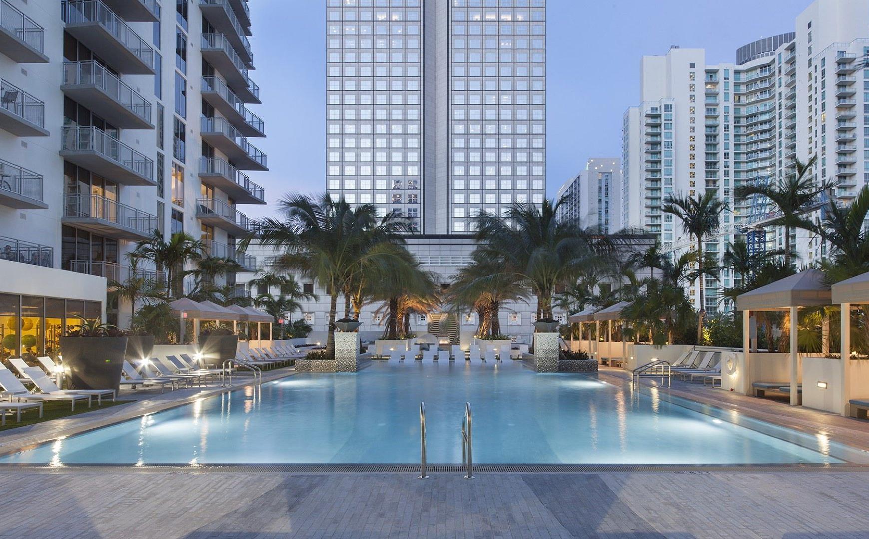 Downtown Miami Condo