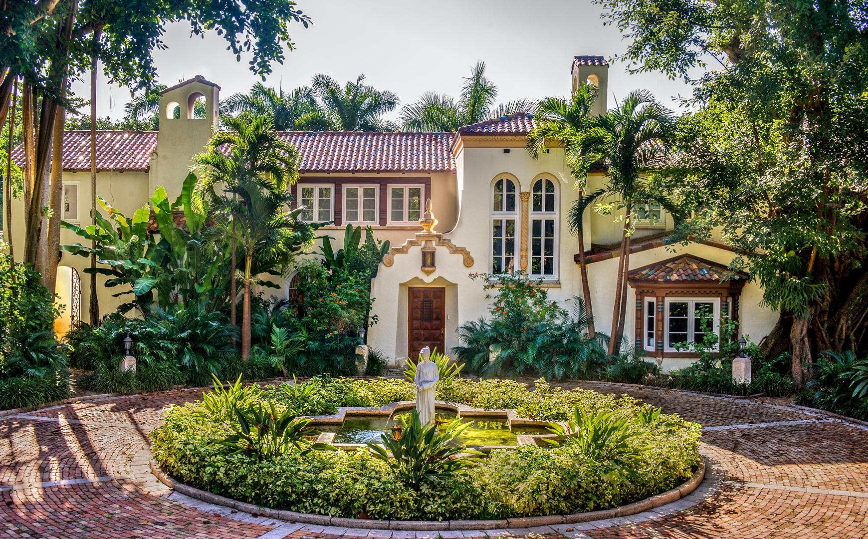 Coconut Grove Home